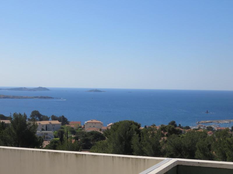 Location vacances appartement Bandol 390€ - Photo 1