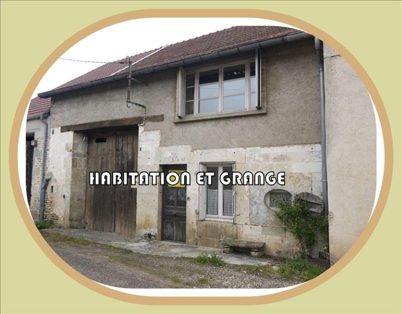 Sale house / villa Chalancey 68000€ - Picture 1
