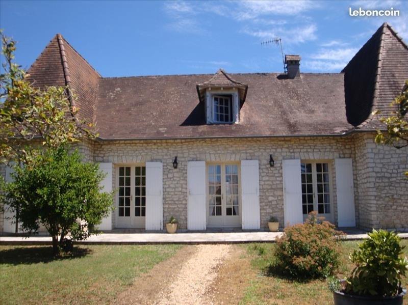 Sale house / villa Montpon menesterol 204000€ - Picture 2