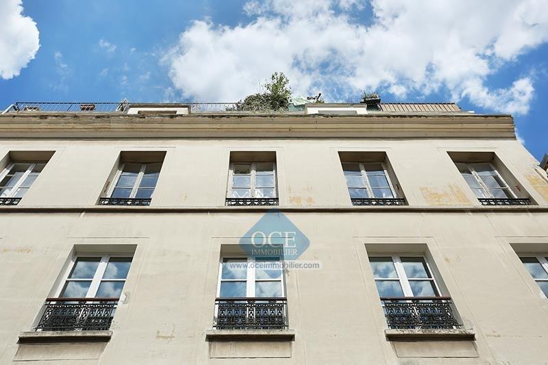 Sale apartment Paris 4ème 430000€ - Picture 1