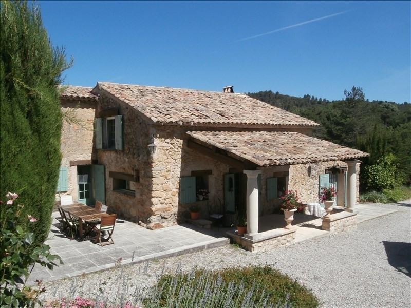 Deluxe sale house / villa Villeneuve 995000€ - Picture 1