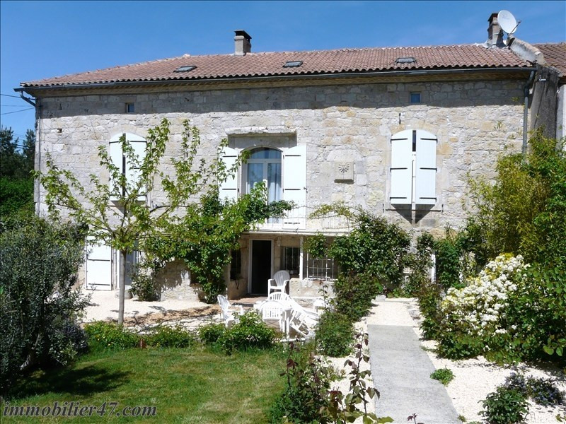 Sale house / villa Laugnac 260 000€ - Picture 1
