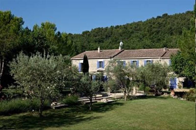 Produit d'investissement maison / villa Le beaucet 500000€ - Photo 3