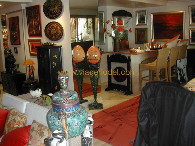 Vendita nell' vitalizio di vita appartamento Golfe-juan 230000€ - Fotografia 6