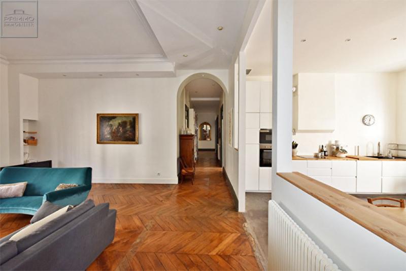 Vente de prestige appartement Lyon 9ème 835000€ - Photo 2