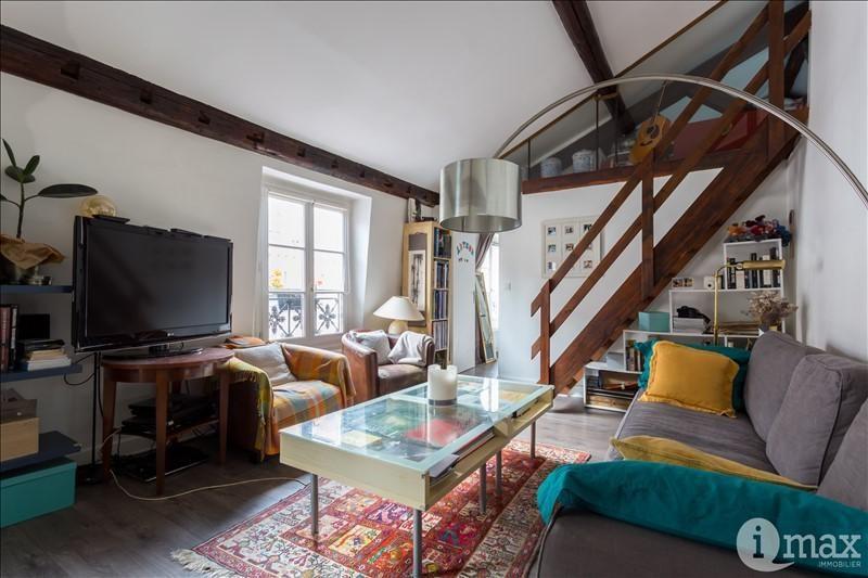 Vente appartement Paris 17ème 700000€ - Photo 1