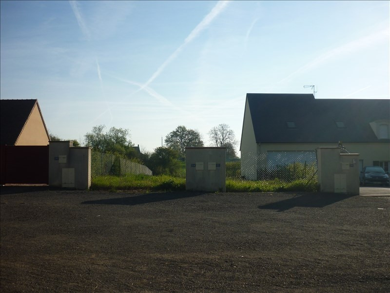 Vente terrain Bazoches sur hoene 31 000€ - Photo 1