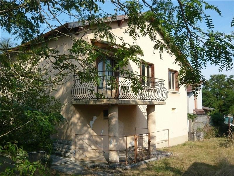 Sale house / villa Porcieu amblagnieu 136900€ - Picture 2