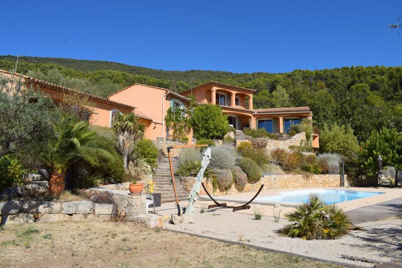 Vente de prestige maison / villa Seillans 750000€ - Photo 4
