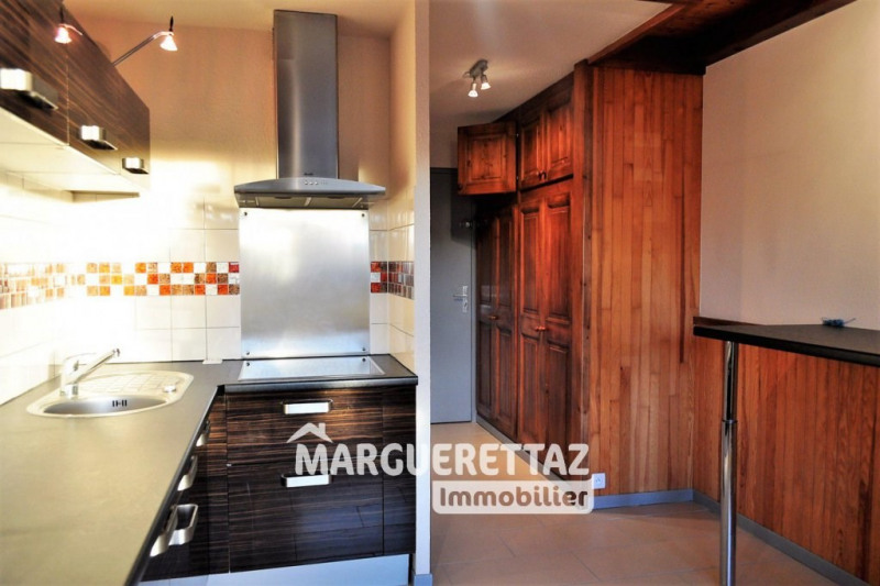 Vente appartement Bogève 88 000€ - Photo 2