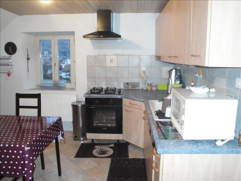 Verkoop  appartement Pont de roide 92000€ - Foto 8