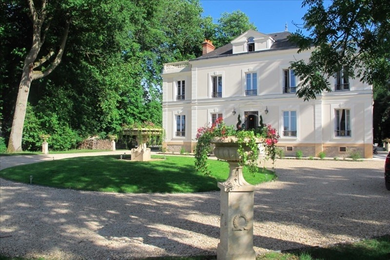 Deluxe sale house / villa Hericy 1 495 000€ - Picture 2