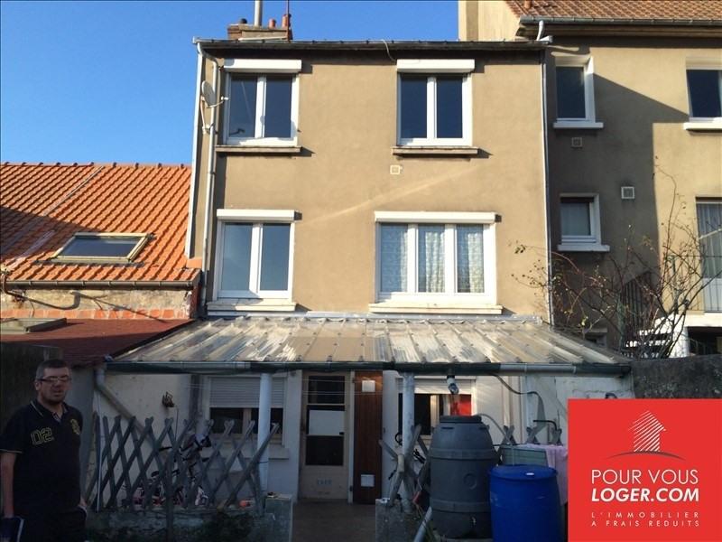 Vente maison / villa Saint martin boulogne 145600€ - Photo 1