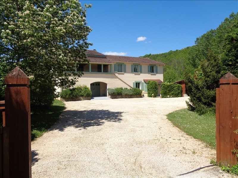Vente maison / villa Castels 268000€ - Photo 2