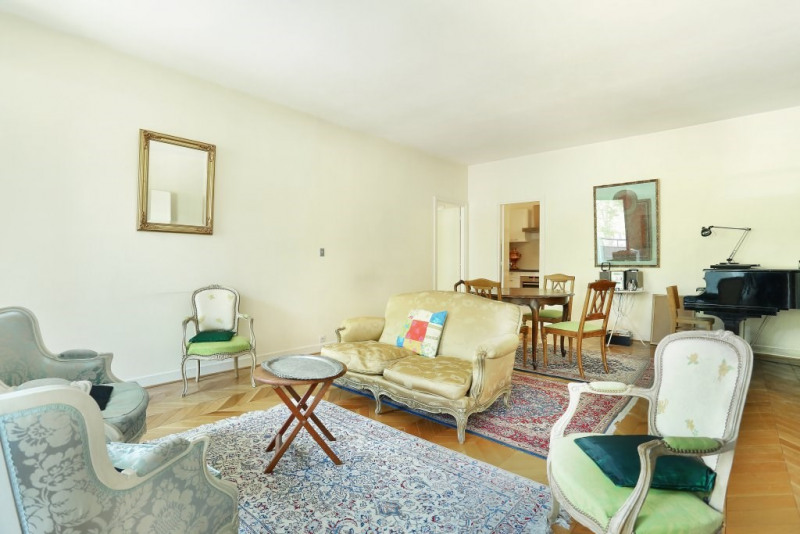 Vente de prestige appartement Paris 7ème 870 000€ - Photo 5