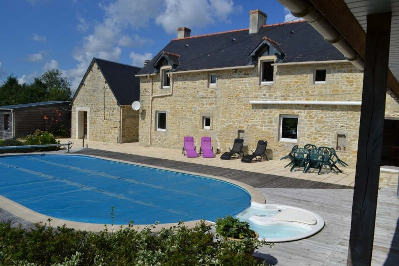 Vente de prestige maison / villa Arganchy 576000€ - Photo 1
