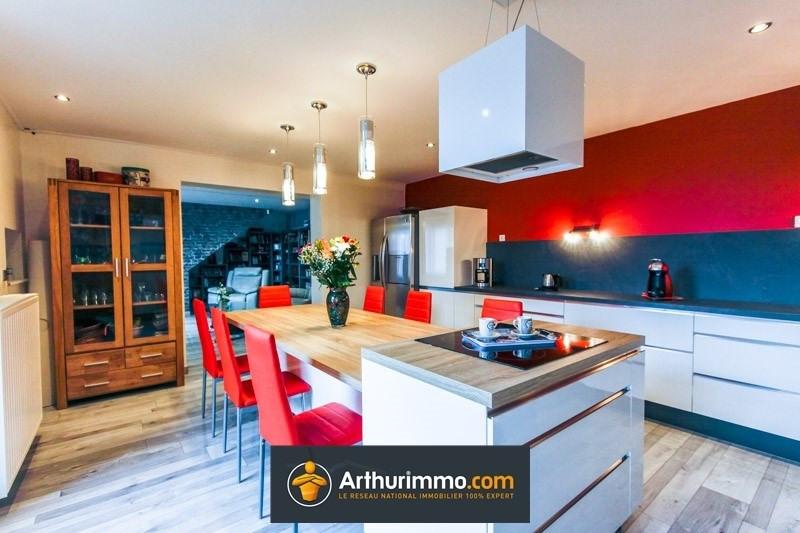 Vente maison / villa Morestel 335000€ - Photo 1