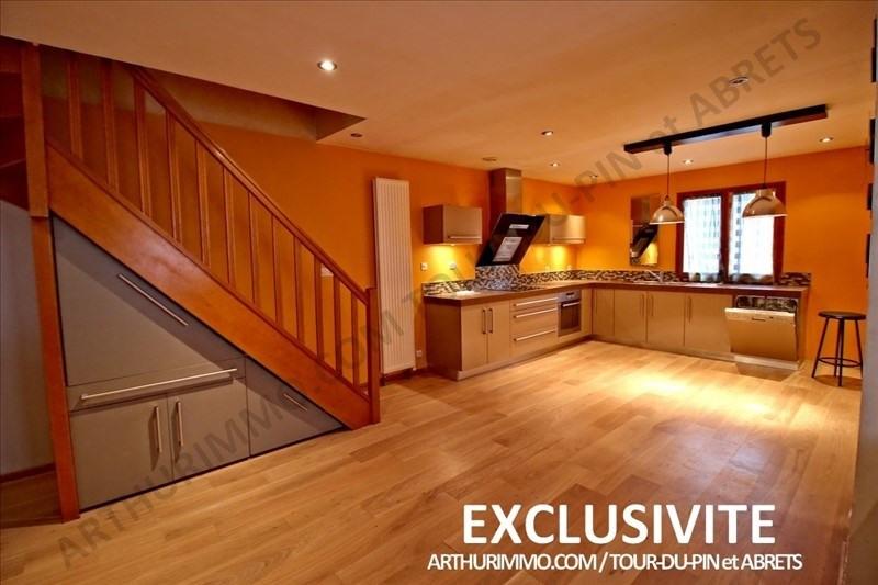 Vente appartement Les abrets 125000€ - Photo 1