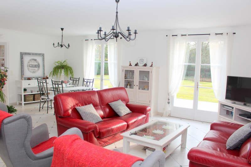 Vente de prestige maison / villa Gouvieux 599000€ - Photo 2