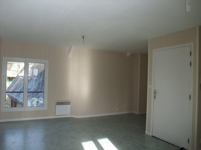 Rental apartment Coutances 410€ CC - Picture 1