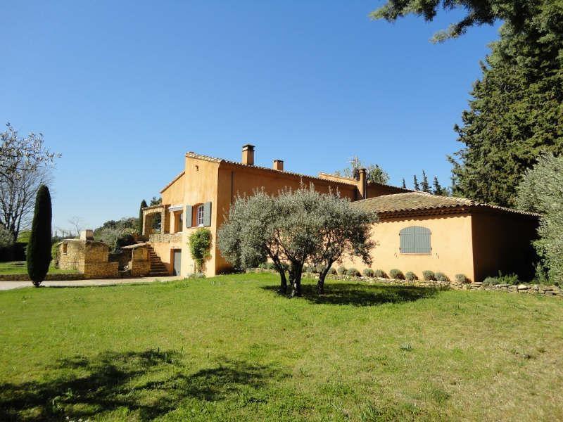 Deluxe sale house / villa Cornillon confoux 990000€ - Picture 2