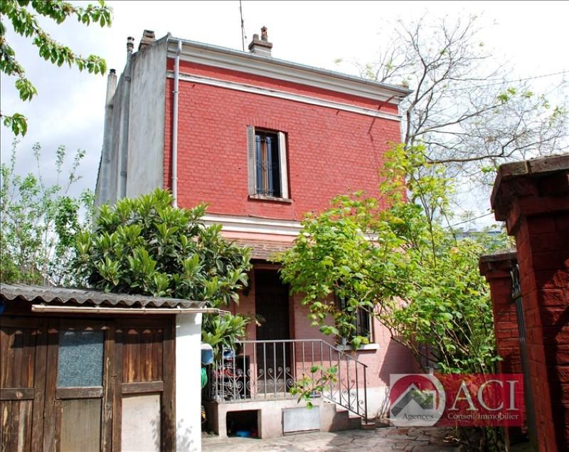 Sale house / villa Deuil la barre 263000€ - Picture 1