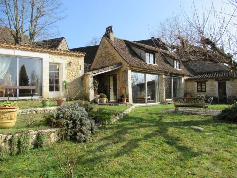 Sale house / villa Lamonzie montastruc 370000€ - Picture 3