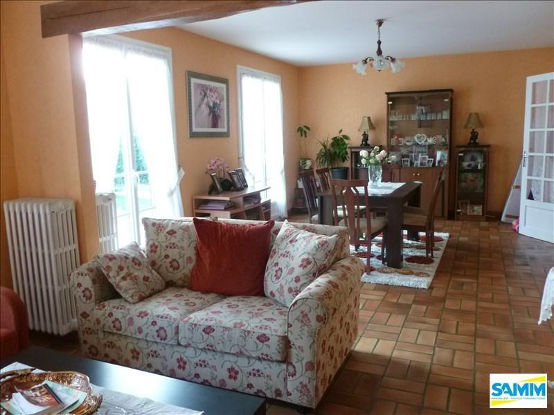 Vente maison / villa Mennecy 310900€ - Photo 2