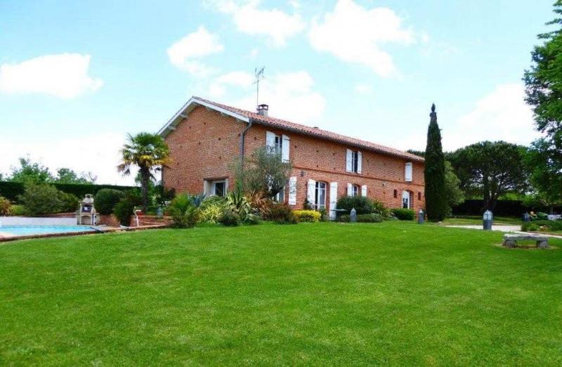 Deluxe sale house / villa Montrabe secteur 819000€ - Picture 1