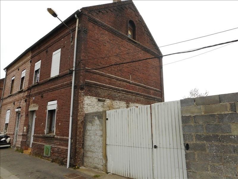 Vente maison / villa Bruay la buissiere 65000€ - Photo 7
