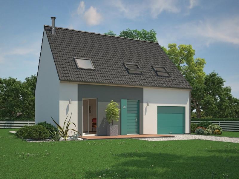 Maison  6 pièces + Terrain 450 m² Écuelles par Maisons Phénix Damarie-Les-Lys