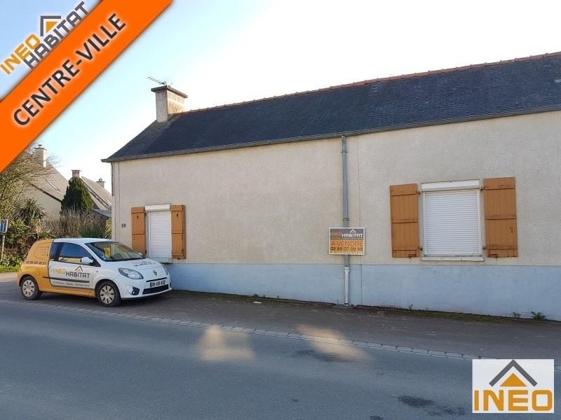 Vente maison / villa St meen le grand 54500€ - Photo 1