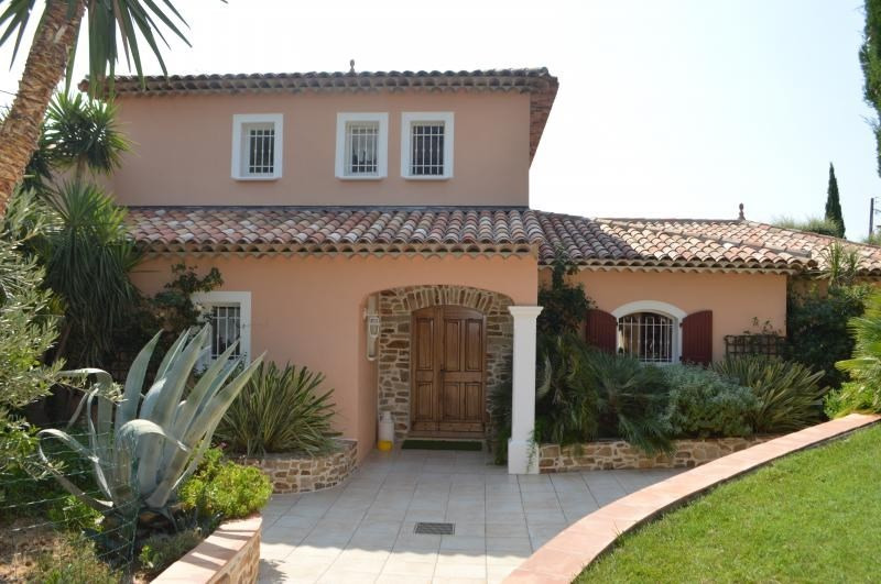 Vente de prestige maison / villa St aygulf 1417500€ - Photo 4