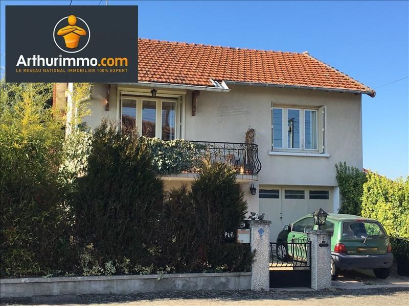 Vente maison / villa Riorges 129000€ - Photo 1