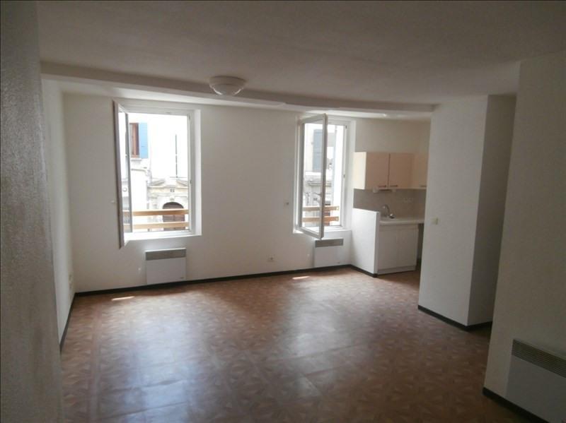 Rental apartment Manosque 435€ CC - Picture 1