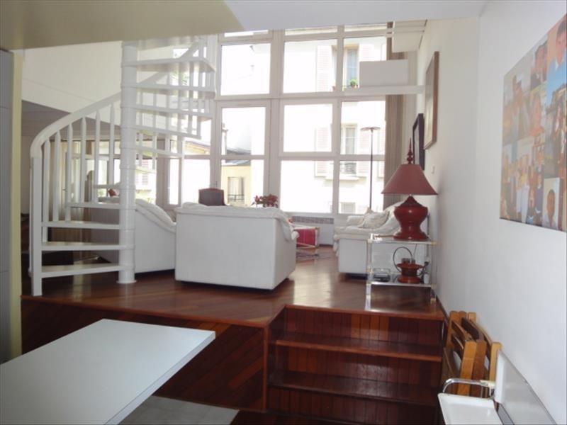Deluxe sale loft/workshop/open plan Paris 19ème 1070000€ - Picture 1