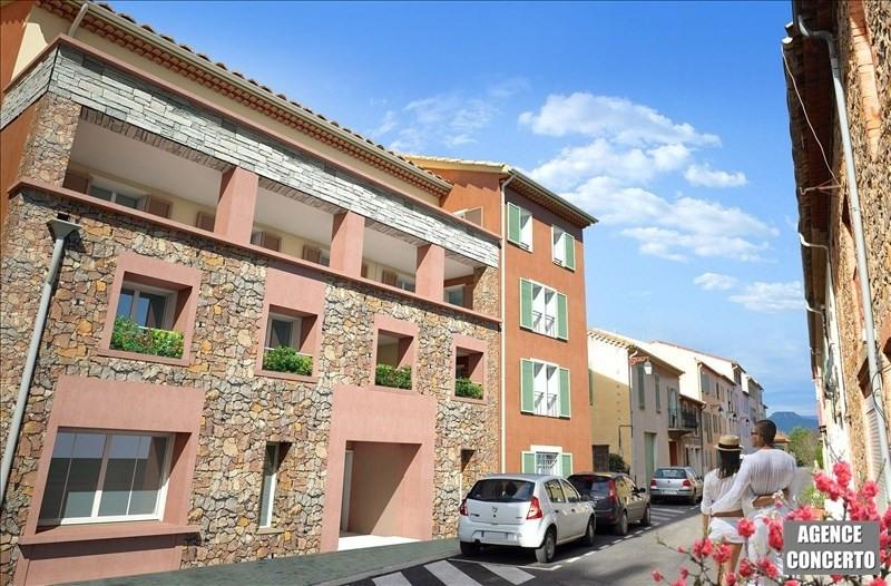 Vente appartement Roquebrune sur argens 141092€ - Photo 1