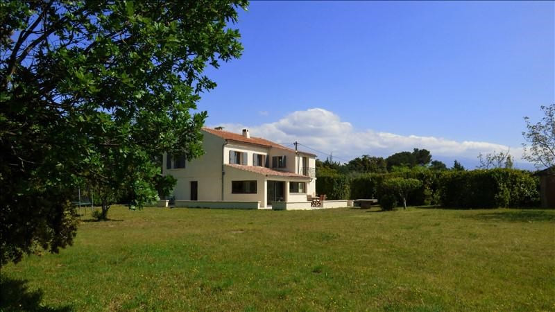 Vente maison / villa Carpentras 450 000€ - Photo 1