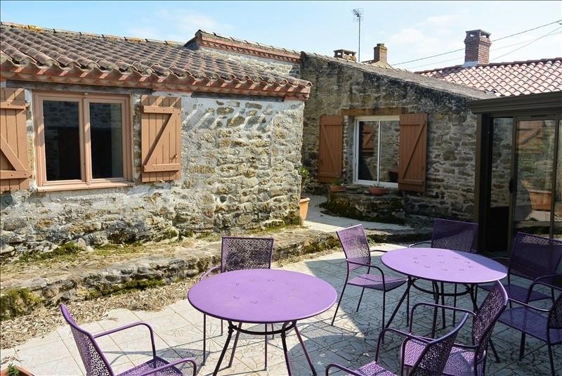 Sale house / villa Jard sur mer 364000€ - Picture 1