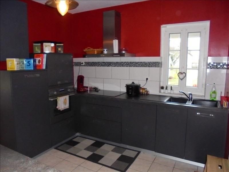 Vente maison / villa Moulins 133500€ - Photo 3