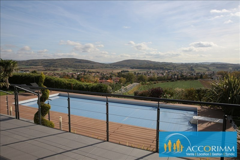 Deluxe sale house / villa Communay 916000€ - Picture 3