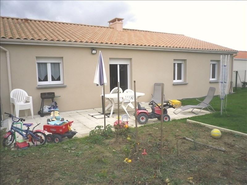 Vente maison / villa Saint laurent des autels 165075€ - Photo 4