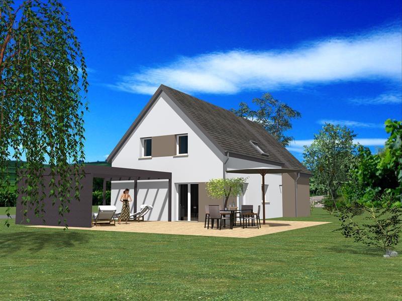 Maison  5 pièces + Terrain 450 m² Niederentzen (68250) par MAISONS NEO