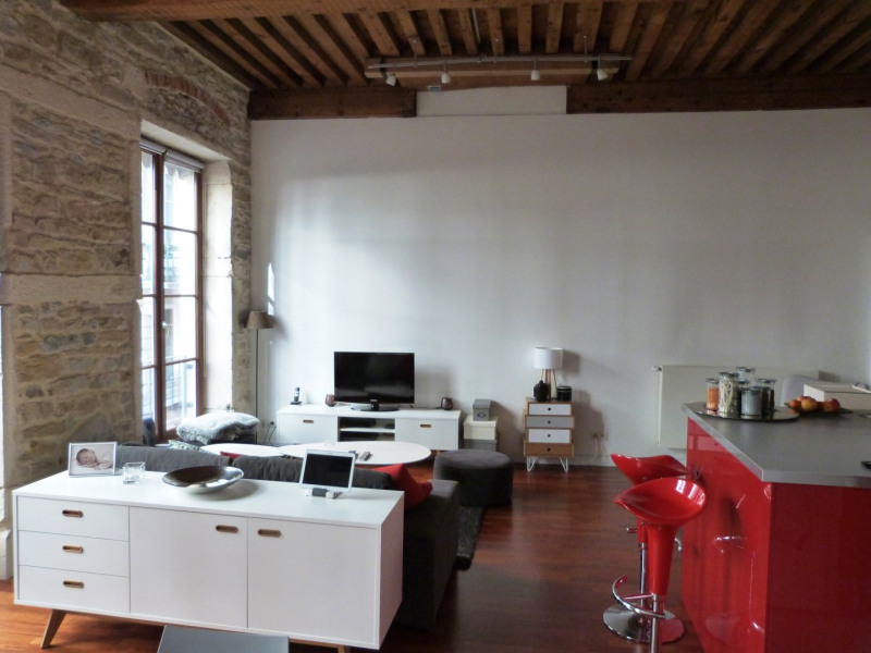 Vente appartement Lyon 1er 424 000€ - Photo 1