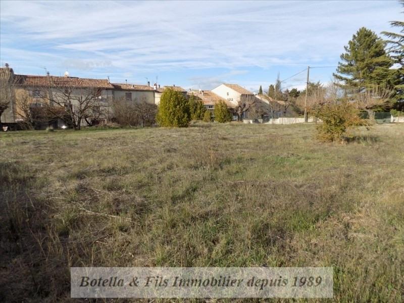 Vendita terreno Barjac 83500€ - Fotografia 3