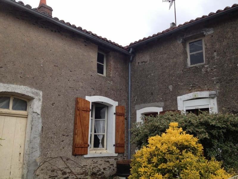 Vente maison / villa Le fief sauvin 26300€ - Photo 1