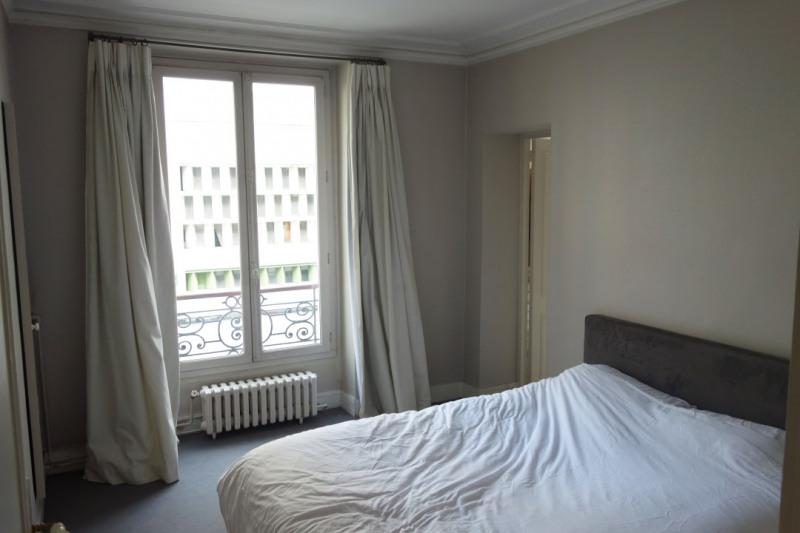 Rental apartment Paris 17ème 1690€ CC - Picture 1