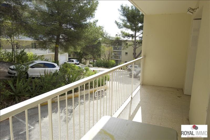 Sale apartment Toulon 220 500€ - Picture 1