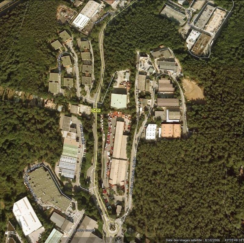 Location Local d'activités / Entrepôt Vallauris 0