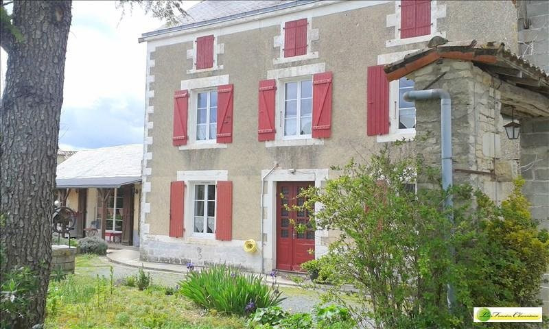 Vente maison / villa Aigre 142 000€ - Photo 2